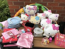 Hello kitty in Lakenheath, UK