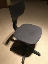IKEA Kids desk chair (Blue) in Plainfield, Illinois