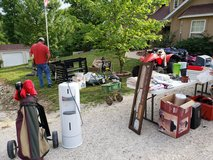 Moving sale! Everything must go! in Fort Leonard Wood, Missouri