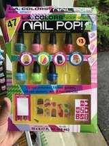Nail Pop Set in Yorkville, Illinois