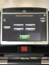 Commercial equipment treadmill Technogym 700 in The Woodlands, Texas