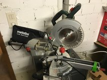 Metabo miter saw KGS 254 in Ramstein, Germany