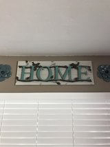 Home sign decor in Camp Pendleton, California