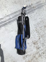 Kids Golf Clubs and bag in Cherry Point, North Carolina