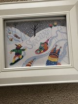 """Kids """"Snowy Weather Themed"""" Picture in Lockport, Illinois"""