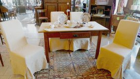 dining room set with 4 chairs in Wiesbaden, GE