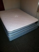 Queen  Mattress Set and  Accesories in Fort Polk, Louisiana