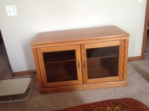 Cabinet solid oak in New Lenox, Illinois