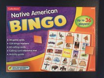Native American Bingo in Naperville, Illinois