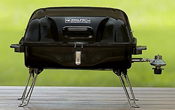 Outdoor Camping Tabletop Gas Grill-black in Alamogordo, New Mexico