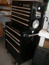 Sears Stacked tool chest & box set in 29 Palms, California