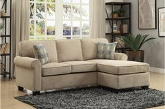 "NEW! URBAN COMFY SOFA CHAISE ""REVERSIBLE"" SECTIONAL :) in Camp Pendleton, California"