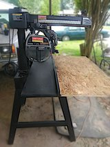"Craftsman 10""Radial arm saw in Fort Polk, Louisiana"