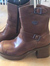 HARLEY-DAVIDSON WOMEN'S ANKLE BOOTS in Chicago, Illinois