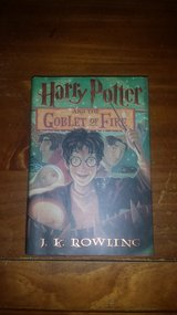 Like new!  Harry Potter and the Goblet of Fire Hardcover in Chicago, Illinois