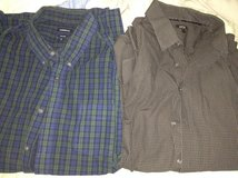 Men's Longsleeve Shirts 2XLT in Naperville, Illinois