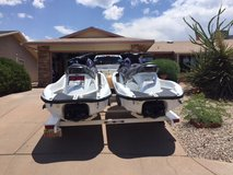 jet skies-2     3 passenger in Alamogordo, New Mexico