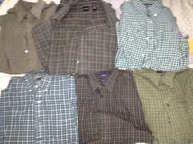 6 Men's Longsleeve Shirts XLT in Chicago, Illinois