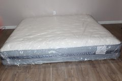 King Serta Perfect Sleeper Smart Surface Gibfield mattress in Spring, Texas
