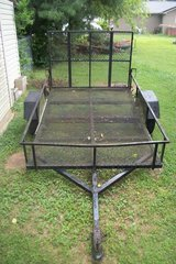 Utility Trailer 5ft. x 8ft. with Ramp in Pleasant View, Tennessee