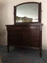 Antique Dresser with mirror in Cincinnati, Ohio