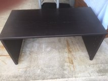 Java stain color shelf/bench in Naperville, Illinois