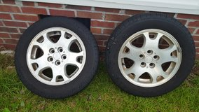 Rims and tires for sale in Wilmington, North Carolina