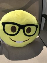 Emoji Pillow in Chicago, Illinois
