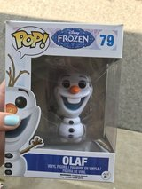 Reduced: Olaf Pop in Yorkville, Illinois