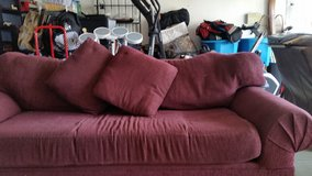 Sofa Gentle used in Fort Lewis, Washington