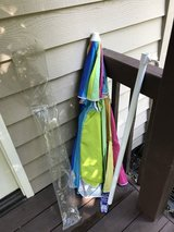 Beach Umbrella- Brand New in Lockport, Illinois
