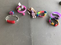 Assorted Girls Toys/Bracelets in Chicago, Illinois