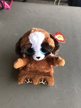 Ty Puppy Beanie Boo Phone Holder in Chicago, Illinois