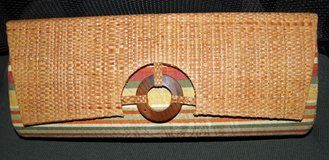 New Novica Rainforest Clutch by Carlos Paiva in Great Lakes, Illinois