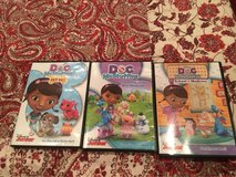Doc McStuffins DVDs in Okinawa, Japan