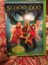 Scooby-Doo DVD in Okinawa, Japan