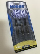 Nodor Steel Tip Darts Set of 2 New in Okinawa, Japan