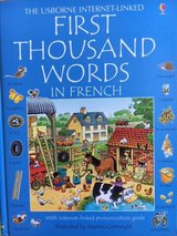 First Thousand Words in French in Ramstein, Germany