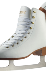 DBX Girls' Traditional Figure Skates-Size 3 in Aurora, Illinois