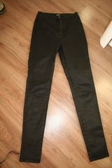 Miss Guided Black Jeans in Lakenheath, UK