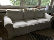 White couch in Wiesbaden, GE