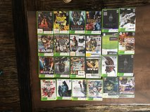 XBox360 Games in Okinawa, Japan