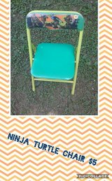 ninja turtles chair in Fort Campbell, Kentucky
