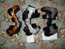 Donjoy Defiance Carbon Large, Comfortland Large, And Proline Large Knee Braces(ALL THREE NEW) in Warner Robins, Georgia