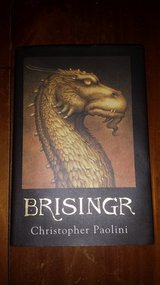 Brisingr by Christopher Paolini - Hardcover in Chicago, Illinois