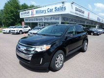 2012 Ford Edge SEL, very low miles! in Spangdahlem, Germany