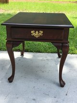 Cherry end table in Beaufort, South Carolina