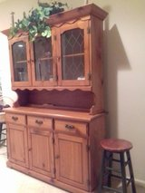 China cabinet/bookcase in Plainfield, Illinois