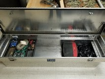 Truck toolbox, bed rails and assorted accessories in Lawton, Oklahoma