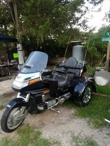 93 Honda Goldwing 1500 TRIKE----nice in Baytown, Texas